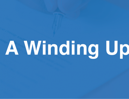 What Is A Winding Up Order?