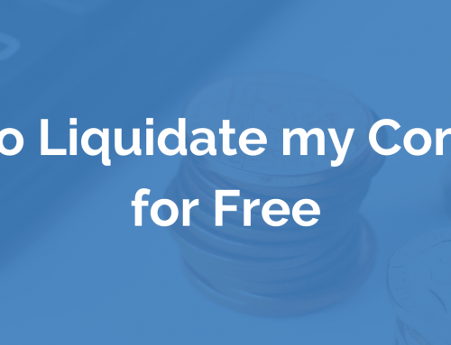 How to Liquidate My Company for Free